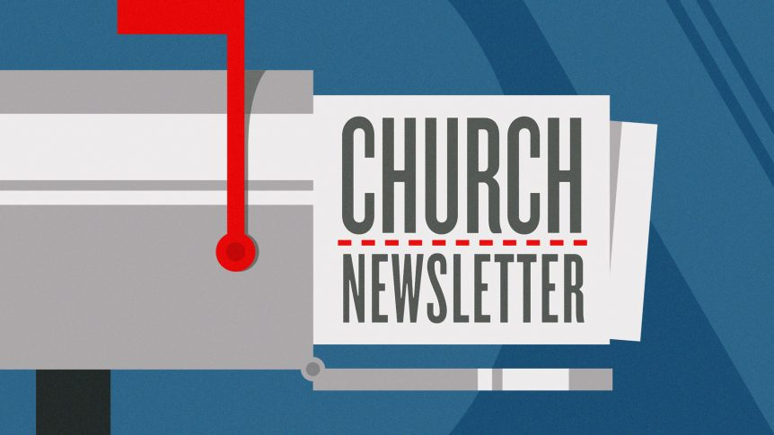Monthly Newsletter | Temple Bible Church